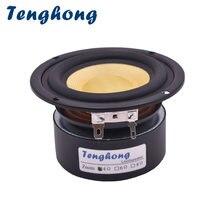 Аудиоколонка tenghong из стекловолокна 3 дюйма 4/8 Ом 25 Вт