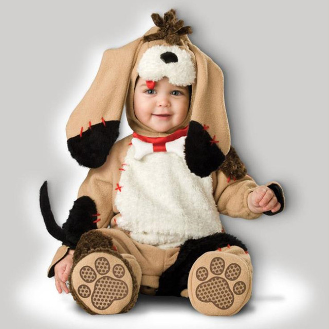 New Puppy Love Baby Babygrow Outfit Kids Dog Monkey Bear Animal Toddler Fancy Dress Costume For  sc 1 st  AliExpress.com & New Puppy Love Baby Babygrow Outfit Kids Dog Monkey Bear Animal ...