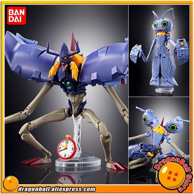 Digimon Adventure: Bokura no War Game! Original BANDAI Tamashii Nations Digivolving Spirits 03 Action Figure - Diaboromon