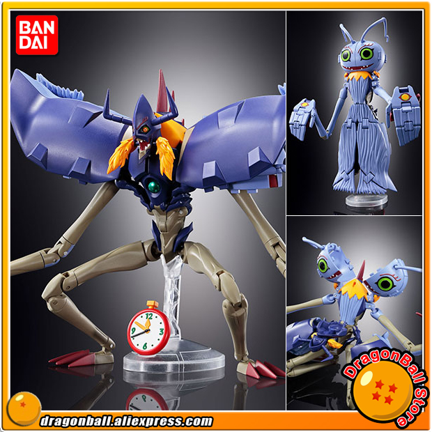 Digimon Adventure: Bokura no War Game! Original BANDAI Tamashii Nations Digivolving Spirits 03 Action Figure - Diaboromon image