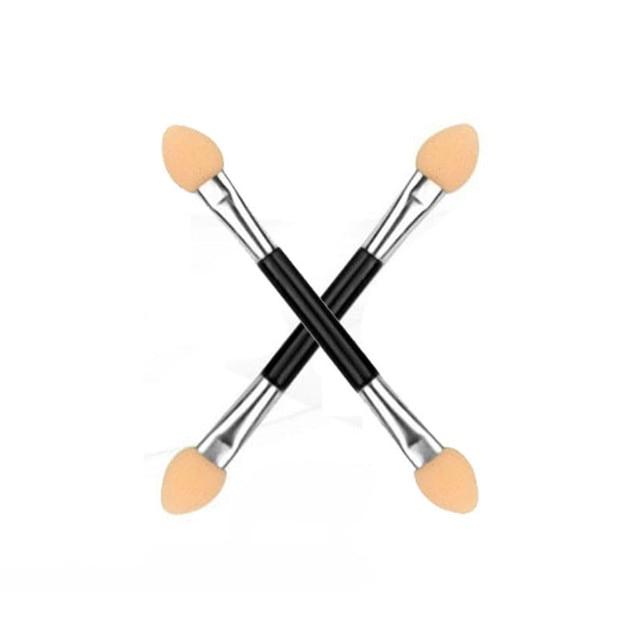 Double-end Eye Shadow Eyeliner Brush 3