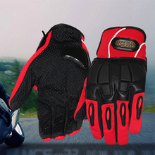 PRO-BIKER Motorcycle Breatheable Gloves Full Finger for Motorcross Dirt Racing Offroad Riding Guantes Motocicleta MCS-22