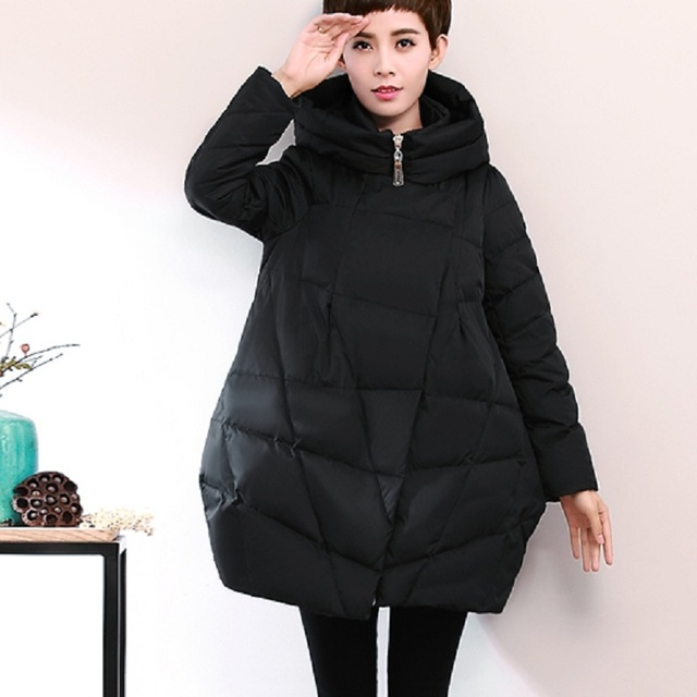 New Winter Maternity Coat  Warm Clothing Maternity down Jacket  Pregnant Women outerwear overcoat 90%duck down light down jacket