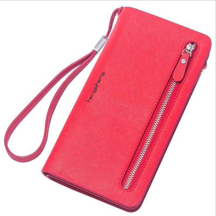 2016 New fashion women wallet leather brand wallets women wholesale lady purse High capacity clutch bag for women gift new fashion women wallet leather brand wallets women wholesale lady purse high capacity clutch bag for women gift free shipping