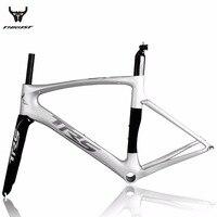 2016 New Bicycle Carbon Road Frame Super Light Carbon Road Frame Hot Selling THRUST Frame Fork