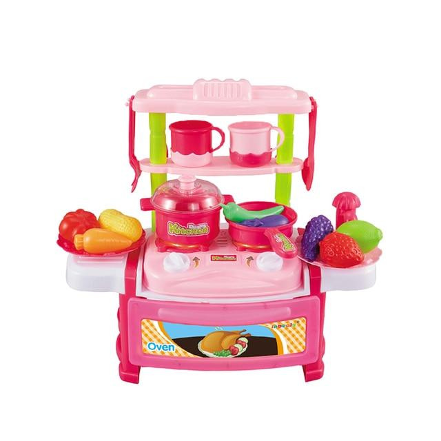 Kuchnia Zabawki Zestaw Dzieci Uroda Gotowania Zabawki Gry Dla Dzieci