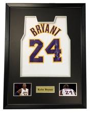 2189b1f81f18 Kobe Bryant signed autographed basketball shirt jersey come with Sa coa  framed(China)