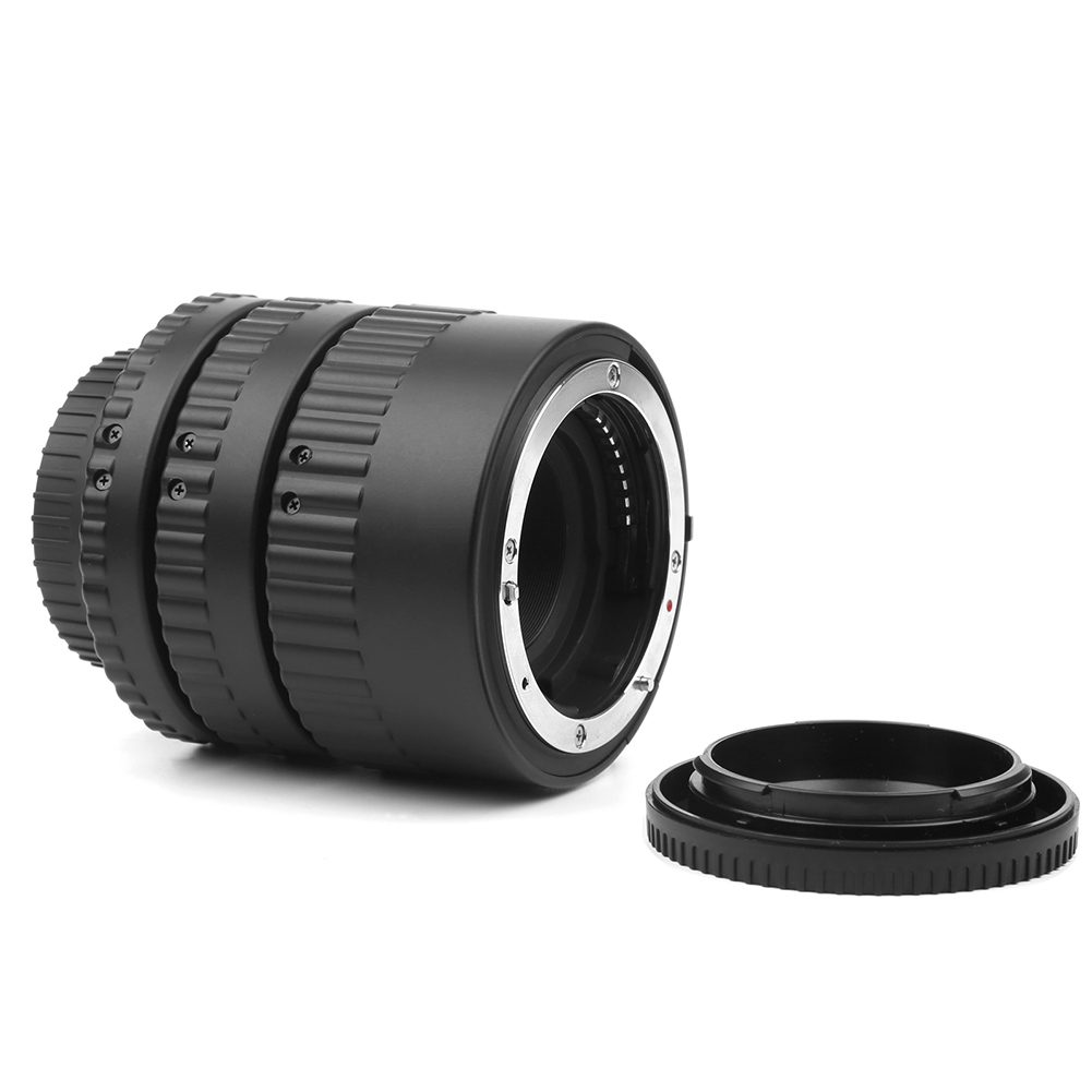 1 ensemble Tube d'extension de caméra mise au point automatique micro-éperon anneau de photographie pour Nikon SD998 - 5