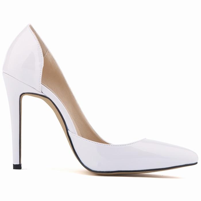 Zapatos Tacon Sin Plataforma