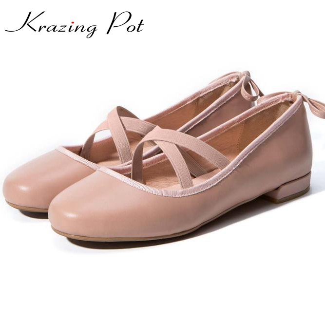 Fashion pregnant round toe flower shallow genuine leather solid slip on ballet dance bowtie flats girl cozy summer shoes L52 kids and adult inflatable bounce house obstacle course with blowers