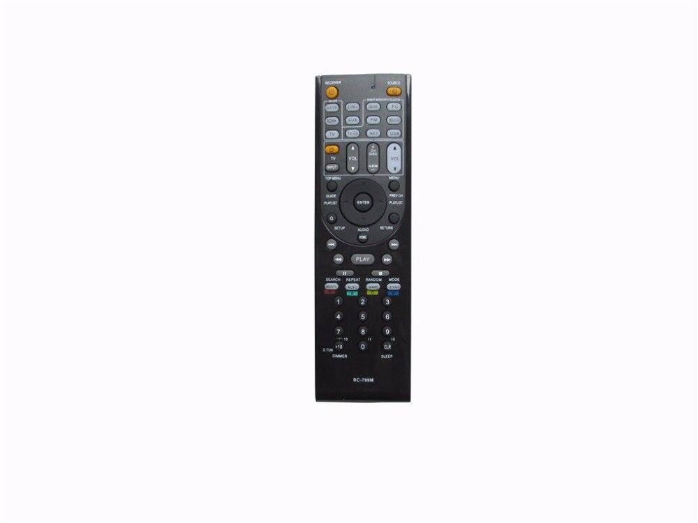 General Remote Control For Onkyo HT-R390 HT-R580 HT-S5100 HT-S790B HT-SR604B TX-SR8360 TX-NR656 ADD A/V AV Receiver стереоресивер onkyo tx 8150 black