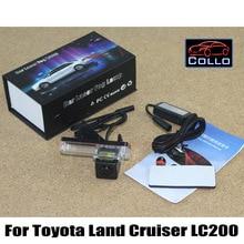 Новые лазерная хвост противотуманные фары для Toyota Land Cruiser LC 200 LC200 2008 ~ 2015 / 12 В стайлинга автомобилей предотвращения столкновений сзади — конец противотуманная фара