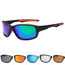 2019 New Polarized Men Sunglasses Fashion Gradient Male Driving Glass UV400