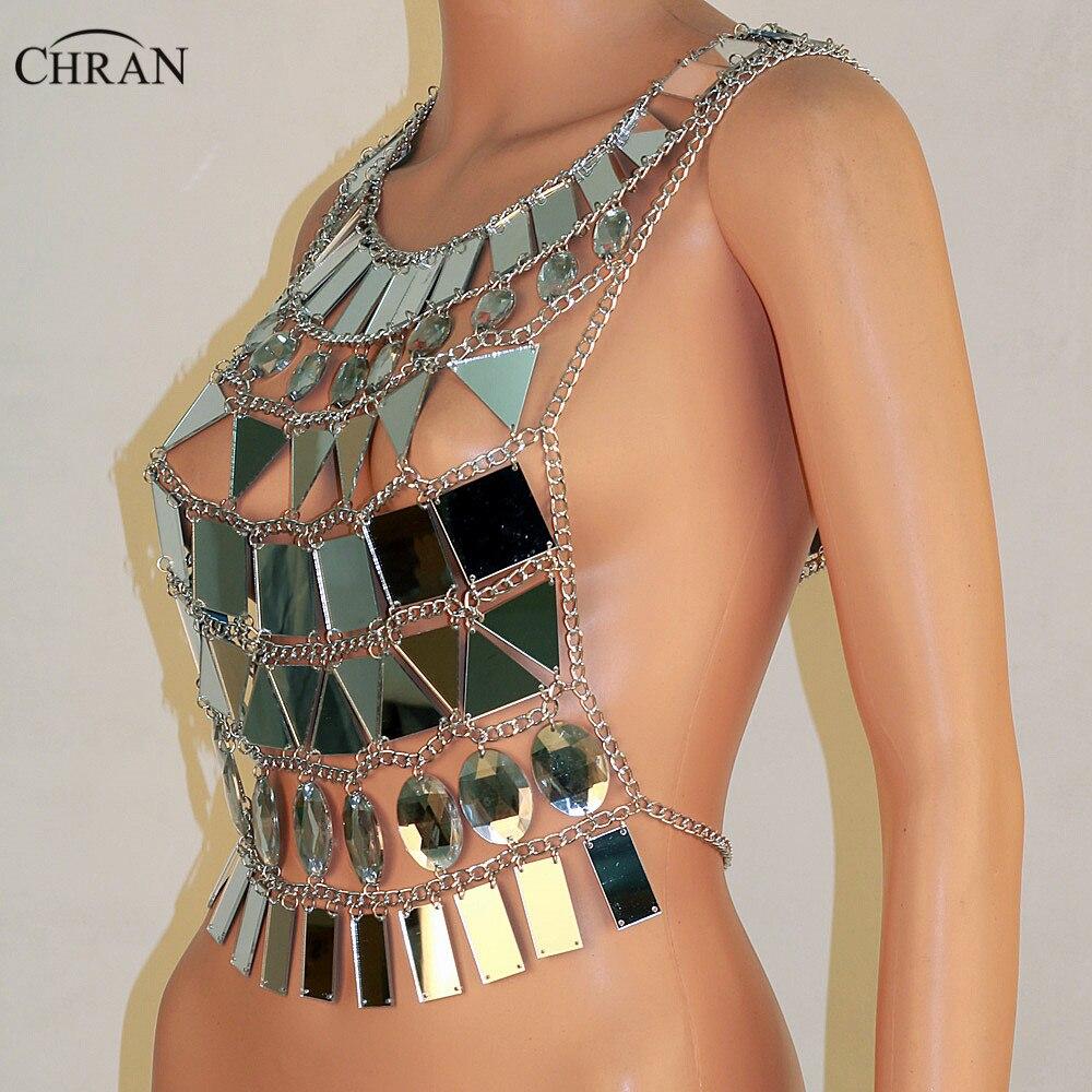 Chainmail bikini design black