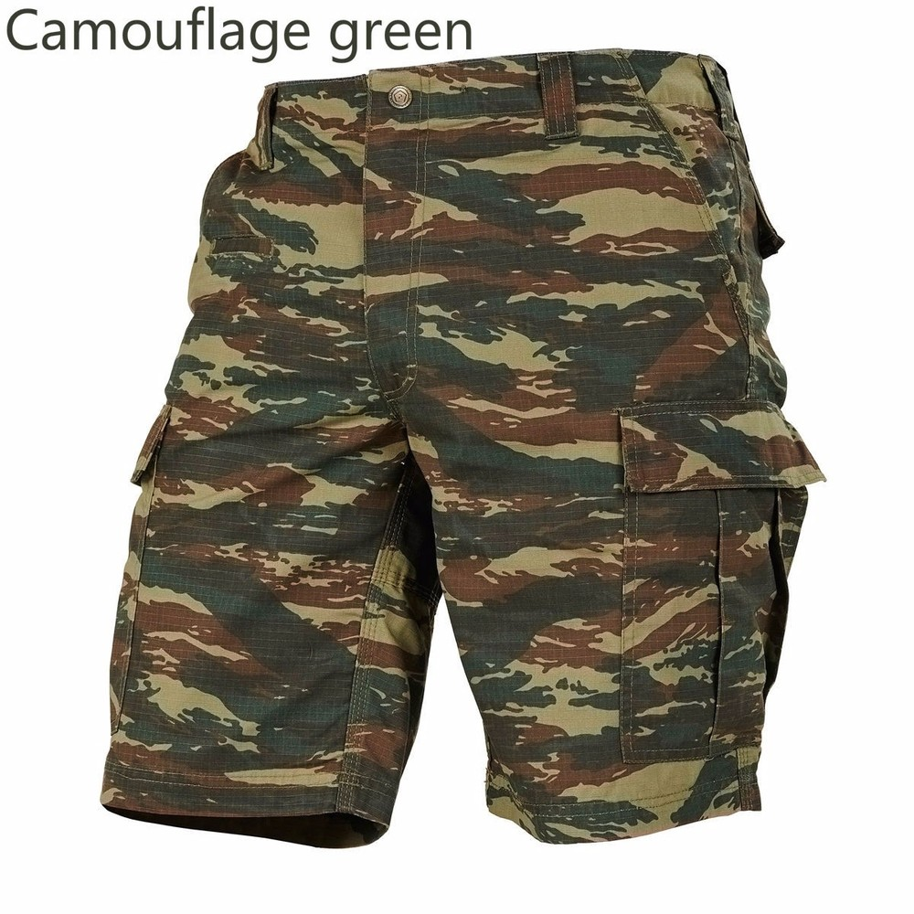 ZOGAA Men Shorts Tactical Military Army Cargo Shorts Hiking Combat Camo 2018 NEW Male Casual Large Size Mens Sweatpants in Casual Shorts from Men 39 s Clothing