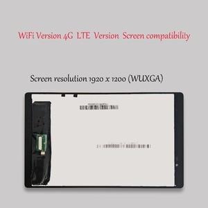 Image 5 - 8 אינץ עבור Lenovo Tab 3 בתוספת 8703X 16Gb TB 8703X LCD תצוגת מסך מגע Digitizer עצרת