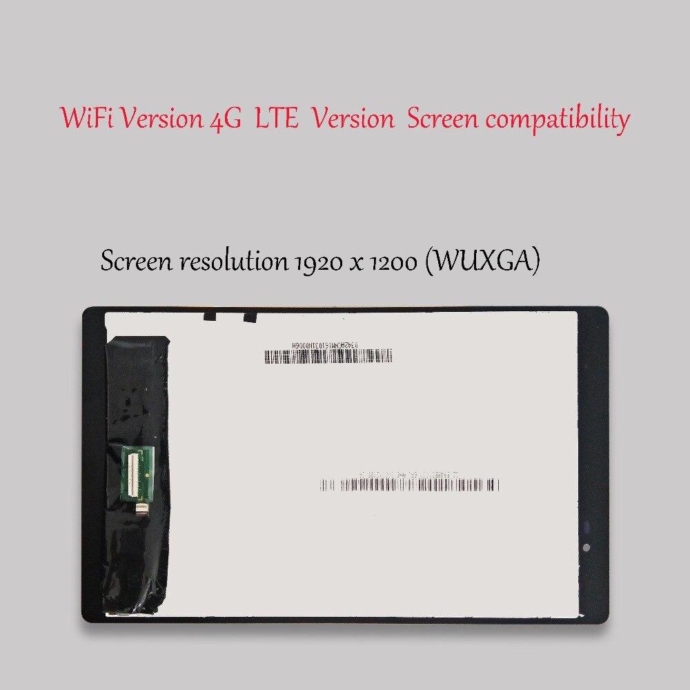 8 icnh pour Lenovo Tab 3 Plus 8703X16 Gb TB-8703X LCD écran tactile numériseur assemblée - 6