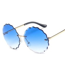 Ou Mo brand sun glasses zonnebril dames polarized Sunglasses Women/Men Driving Mirrors vintage For Women Reflective flat lens