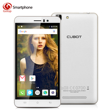 Original Cubot Rainbow MTK6580 Quad Core Smartphone 5.0 Inch HD Screen Android 6.0 Cell phone 1GB RAM 16GB ROM 13MP Mobile Phone