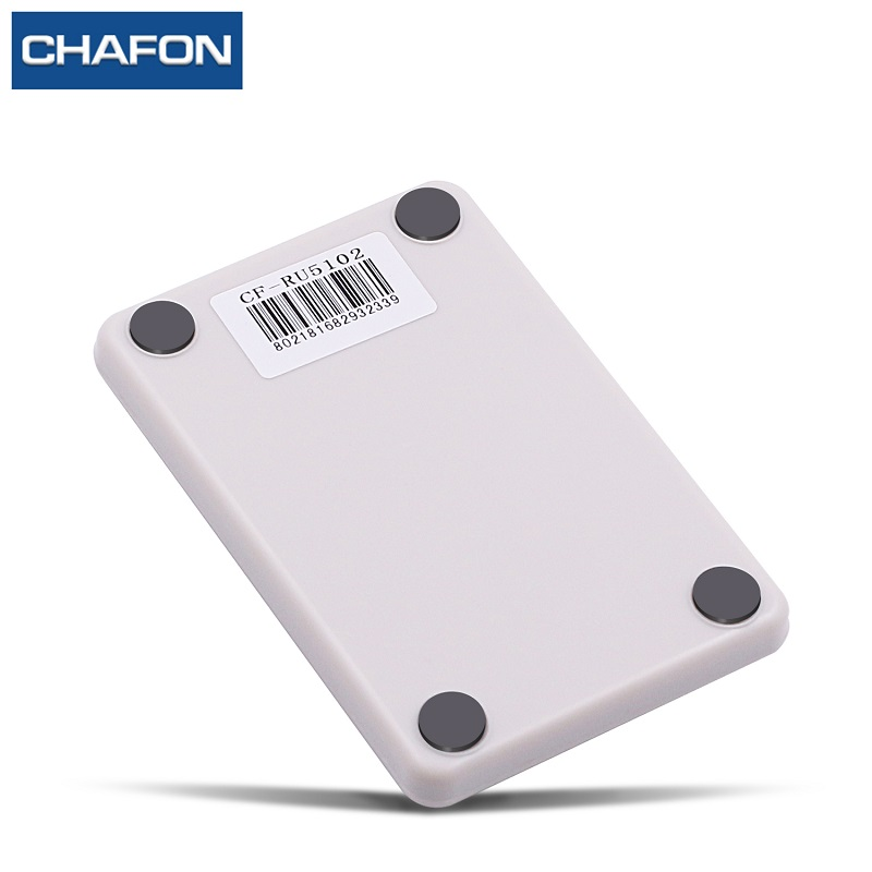 CHAFON 865Mhz~868Mhz usb reader writer uhf rfid for access control system with sample card provide free sdk ,demo software