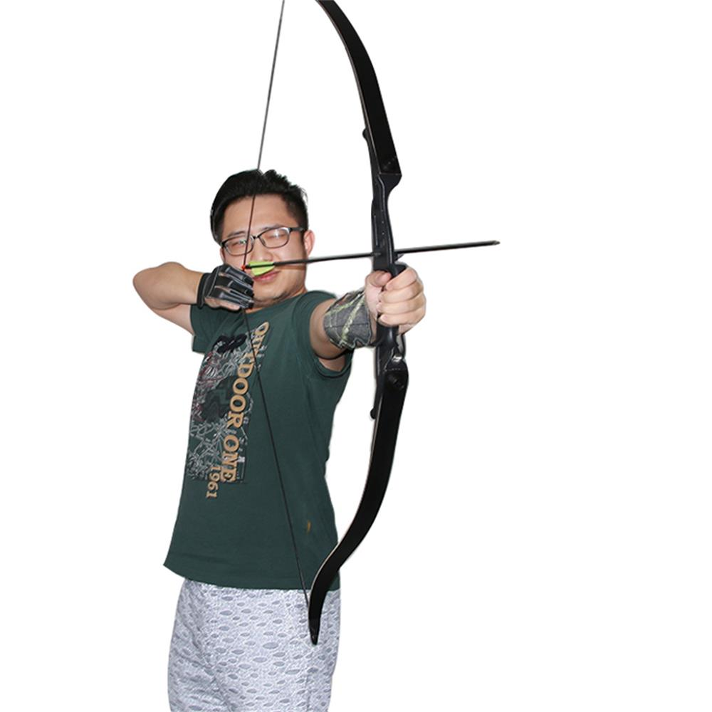 New Arrival 30-40lbs Archery Take Down Bow Hunting 56