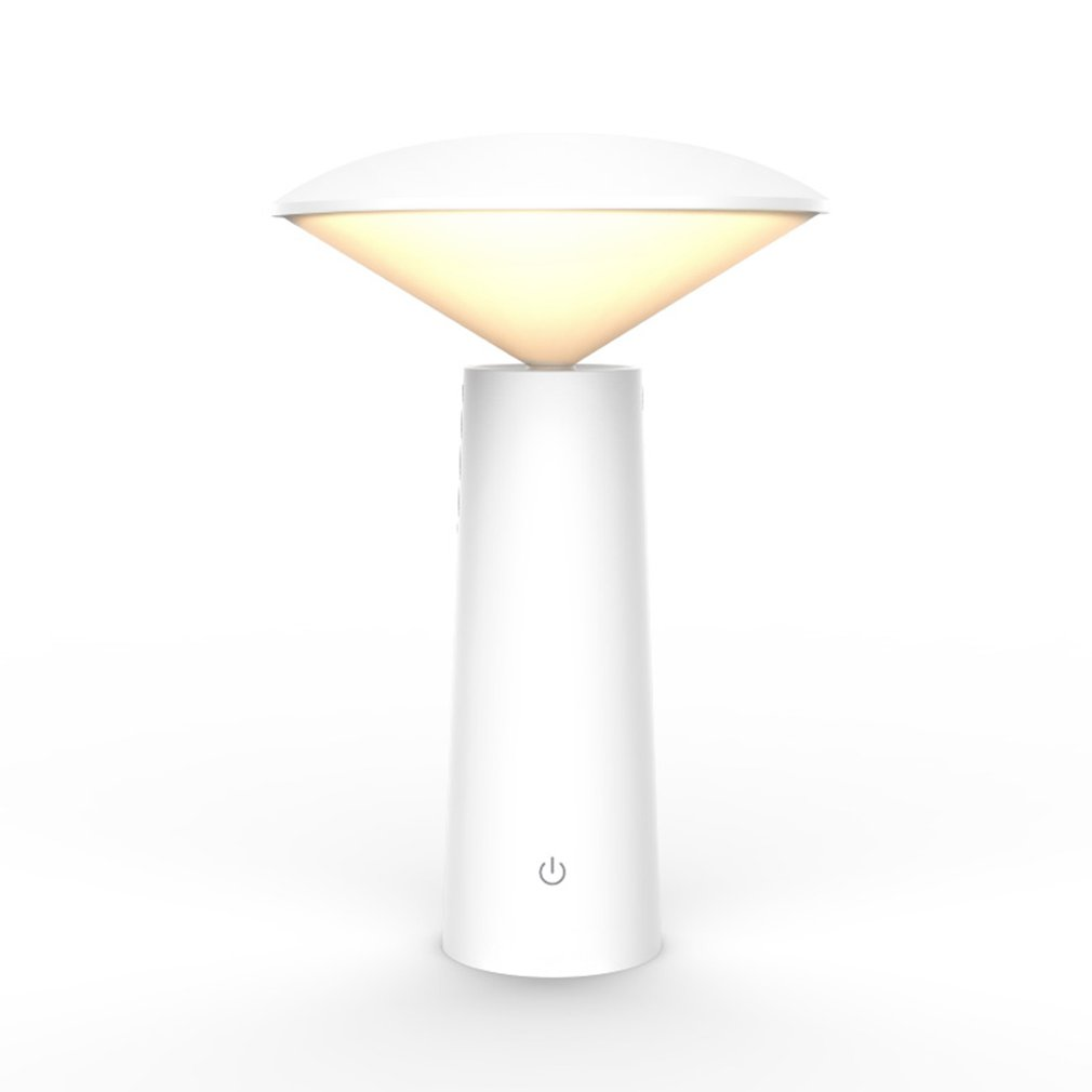 Creative Gift Table Lamp High Quality Eye Protection Charging Table Lamp Touch Three-Gear Charging Table Light