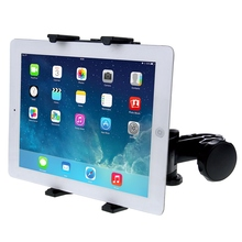 Haweel Universal Car Back Seat Tablet Stand Heasrest Phone Holder Mount for iPad Air Bracket 7-12 Inch for Samsung Xiaomi