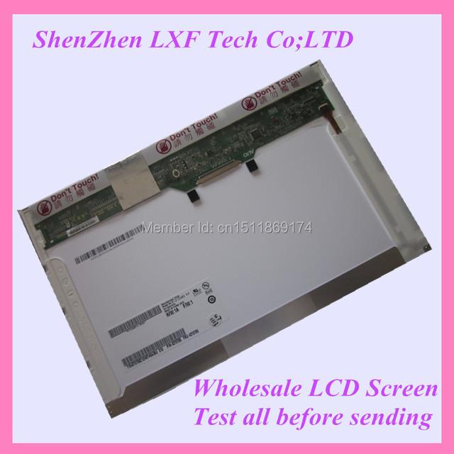 12.1 pantalla del ordenador portátil lcd B121EW09 V.3 para Lenovo Thinkpad X200 X201 FRU : 42T0709 compatible para LP121WX3-TLC1 LTN121AT07