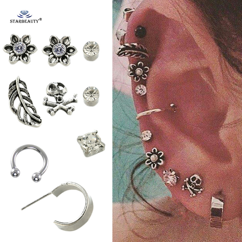 fausse boucle d'oreille pirate
