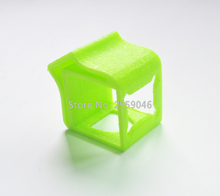 Ultralight 3D Printed TPU Material cases 30Degree Fixed Mount Holder for Gopro 4 Session Camera seat
