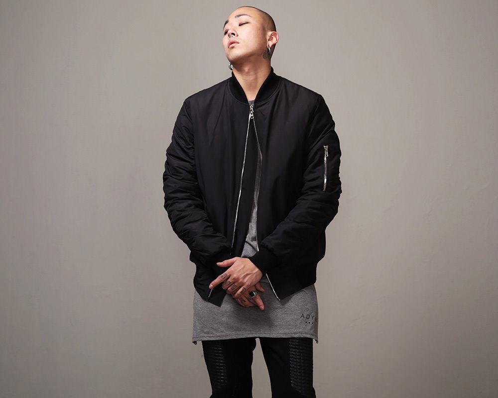 Online Shop MA1 bomber jacket man spring 2017 new hip hop ...