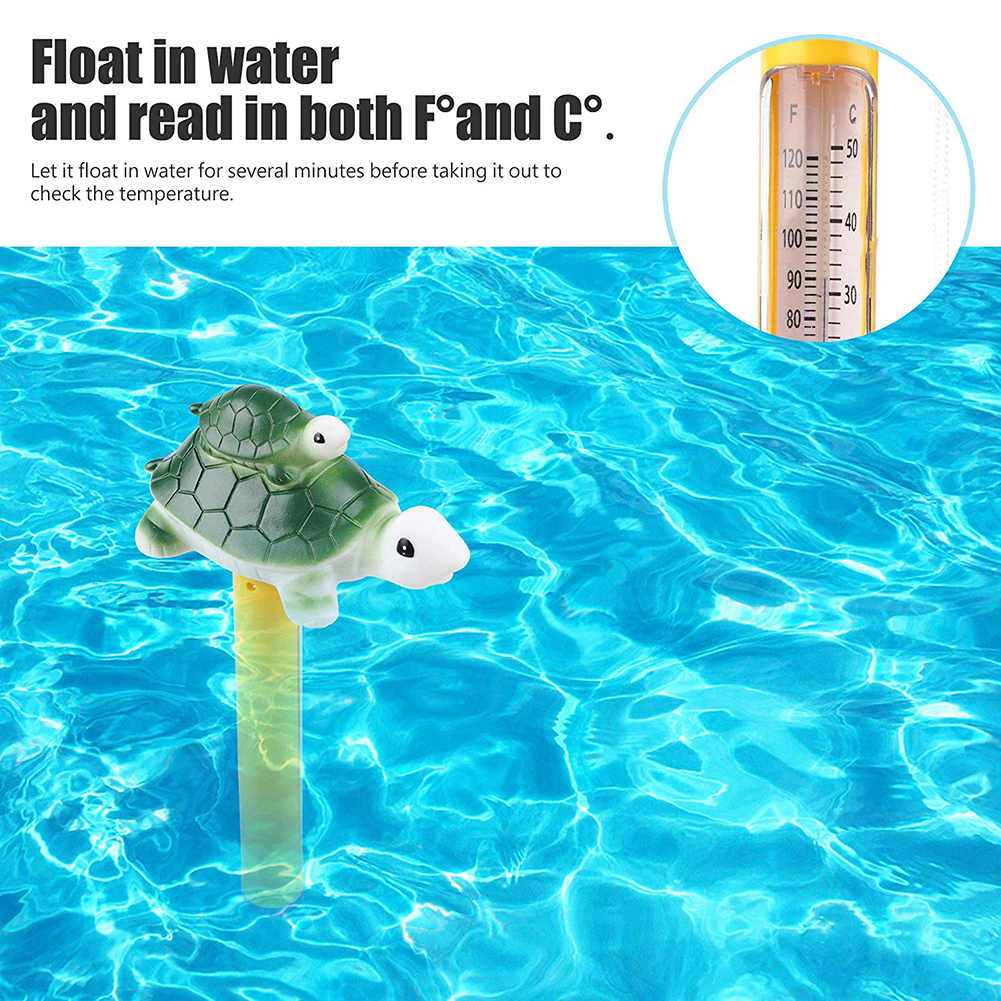 Pływający basen termometr basen termometr do kąpieli wody na zewnątrz kryty wody do kąpieli wanna z hydromasażem Spa Jacuzzi staw