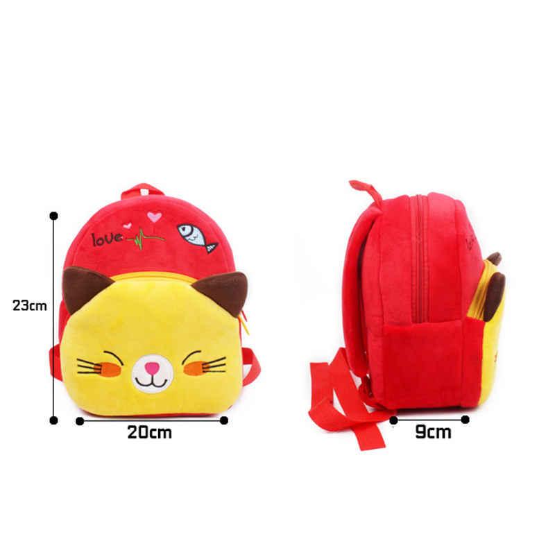 Crianças 3d animal mochilas do bebê meninas meninos da criança mochila crianças dos desenhos animados pinguim bookbag brinquedos do jardim de infância presentes sacos de escola