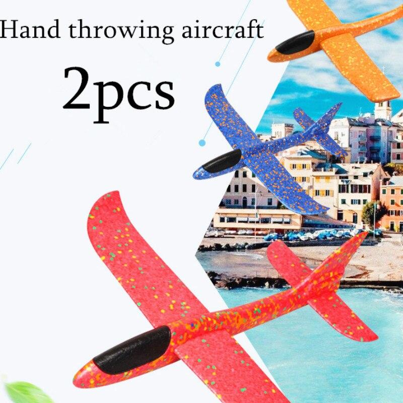 Espuma Deslizadores Avión Niños Epp Modelo Al Manual Divertidos Juguetes Lanzamiento Calidad Aviones Inercial Buena Juguete De ZuTkXPlwOi