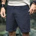 Mens Clothing AK CLUB Brand Men's Short Pants Cuba Libre Denim Shorts Cotton Canvas Vintage Cargo Shorts Men Shorts Pants1514004