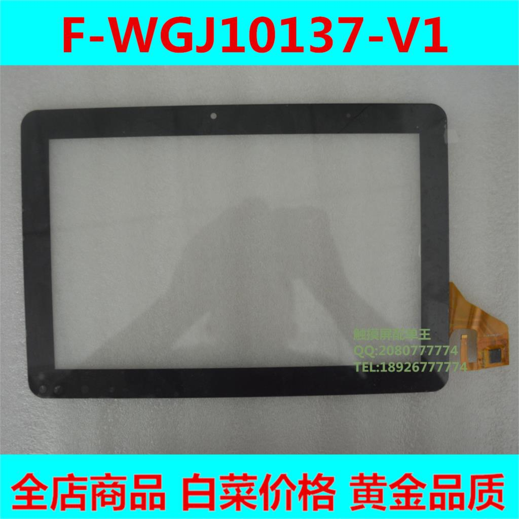 10.1 inch black in stock F-WGJ10137-V1 tablet pc touch screen panel Digitizer Glass sensor replacement F-WGJ10137 WGJ10137-V1