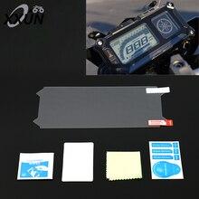 Для Yamaha Tracer FJ-09 FJ09 кластера нуля защитная пленка Screen Protector для Yamaha FJ-09 Tracer супер tenere