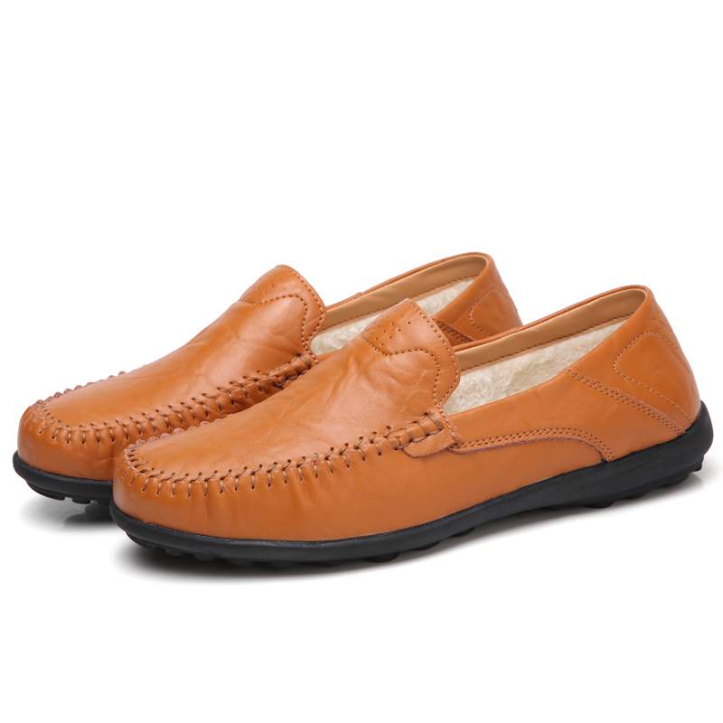 Genuine Leather Men Casual Shoes Luxury Brand 2018 Mens Loafers Fashion Breathable Driving Shoes Slip On Comfy Moccasins mycolen 2017 new genuine leather mens shoes casual luxury fashion men loafers breathable driving shoes slip on moccasins
