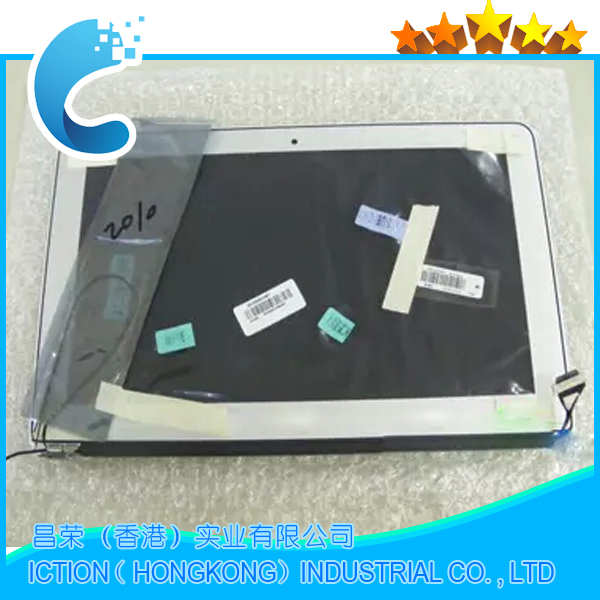 New Original For Macbook Air 11 A1370 LCD LED Display Screen Assembly 2010 2011 2012 Year Model new lcd led screen display backlight cd screen display back rear reflective sheets 5pcs for laptop macbook air 11 6 a1370 a1465