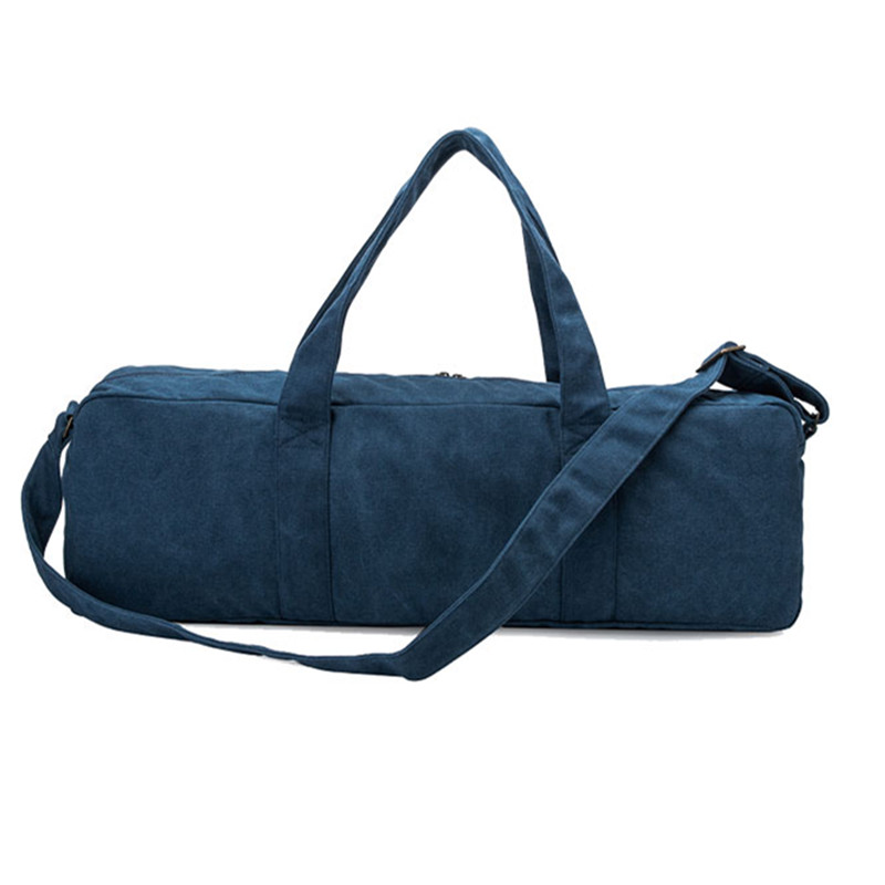 Sports Bags Men Women Yoga Bag Canvas High Capacity Package Fitness Pilates Gym Sports Yoga Mat Bag Training Backpack Knapsack canvas elephant yoga mat bag large capacity gym bag sports handbag fitness dance gymnastics pilates athletes exercise mat bags