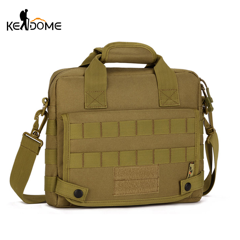 Men/'s Military Messenger Shoulder Bag Outdoor Tactical Satchel Camping   Handbag