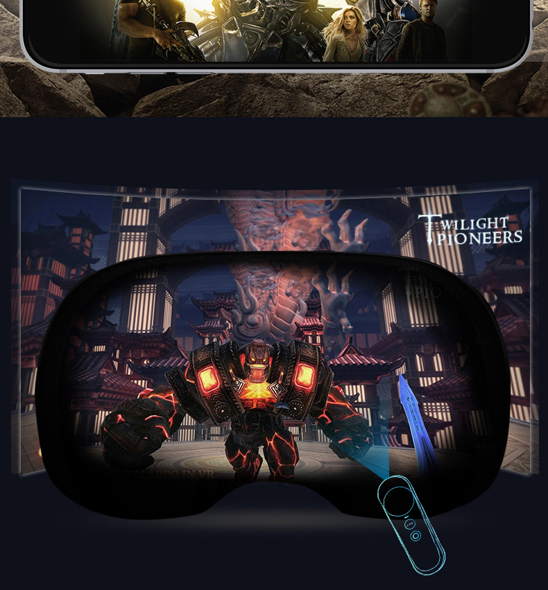 Original VR shinecon 6.0 headset version virtual reality glasses 3D glasses headset helmets smart phones Full package+GamePad Original VR shinecon 6.0 headset version virtual reality glasses 3D glasses headset helmets smart phones Full package+GamePad HTB1XNWigYsTMeJjSszhq6AGCFXaU