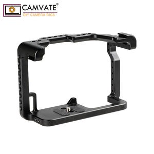 Image 5 - CAMVATE GH5 Camera Cage Full Frame With Shoe Mount C1910