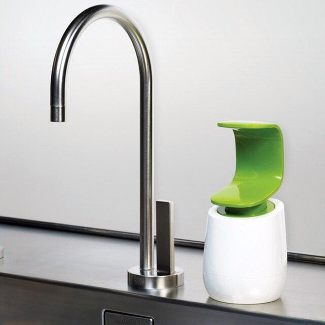 RoyalTouch C Shape Soap Dispenser 2