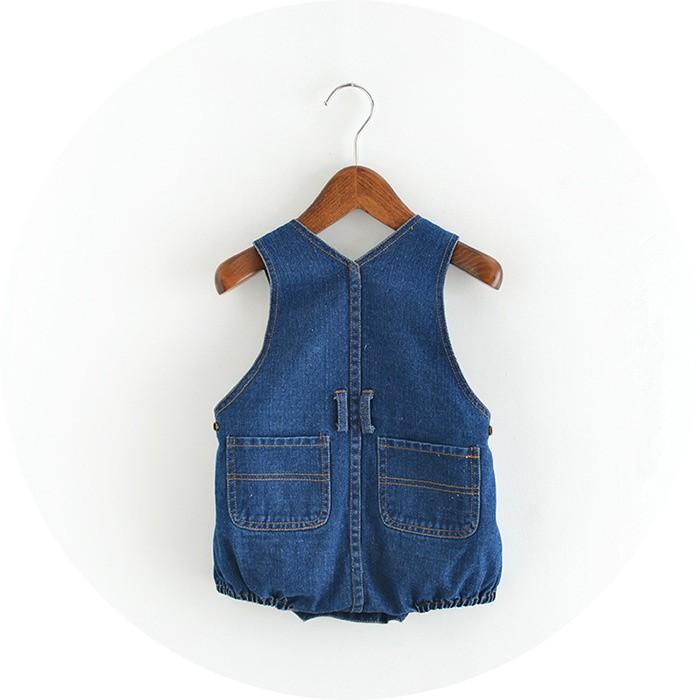 boys jeans romper  (1)