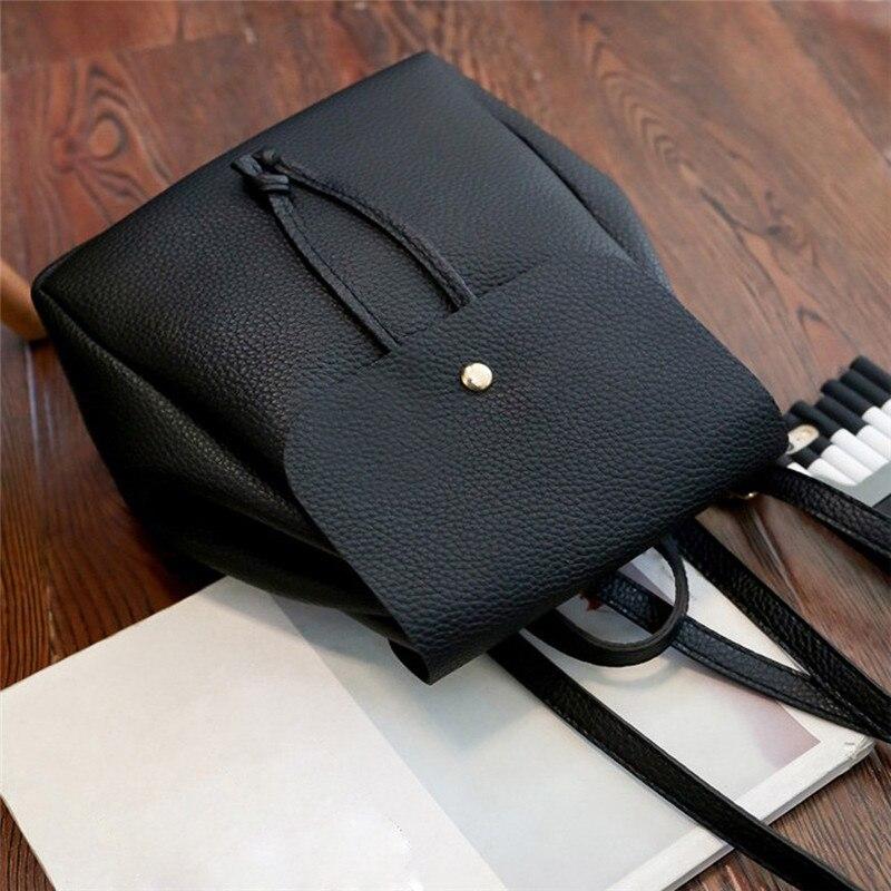 mochila um bolsa das senhoras Size : 22cm(l)*26cm(h)*10cm(w)
