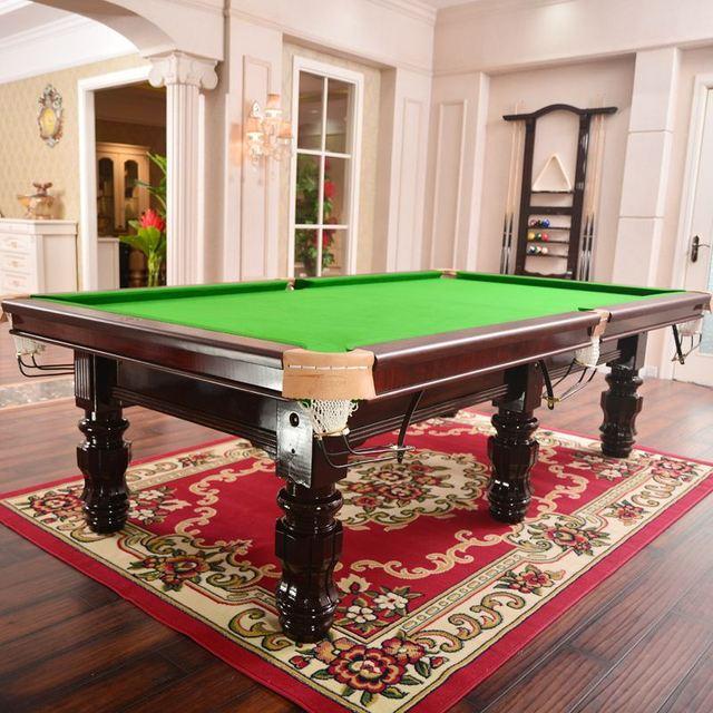 American Standard Black Eight Billiard Tables Table Tennis Table - Table tennis and billiards table
