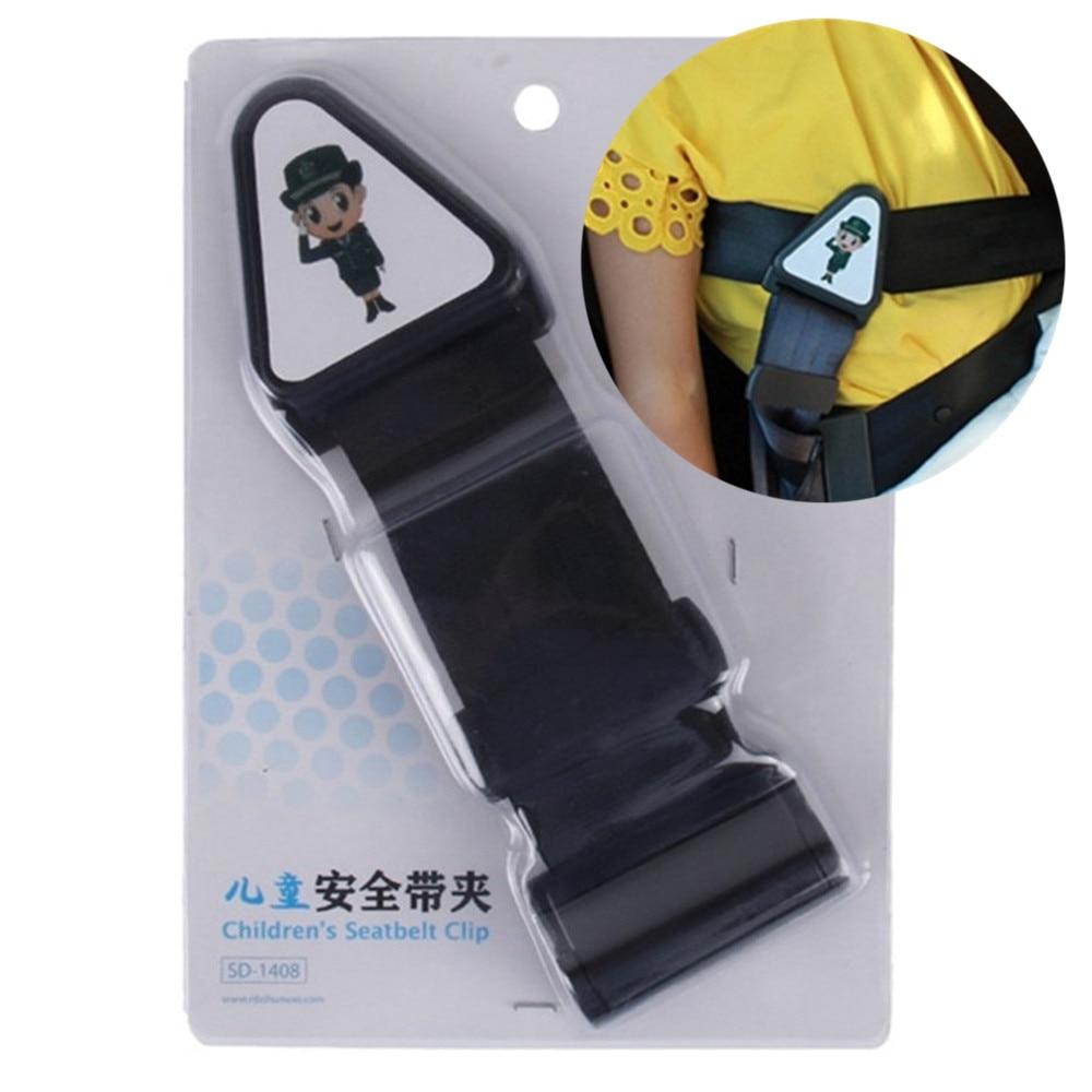 New Arrived Car seat belt /Bus Truck Automobile Child safety belt Strap Seatbelt Clip Oxford cloth Top Baby Car Safety Clamp UZ