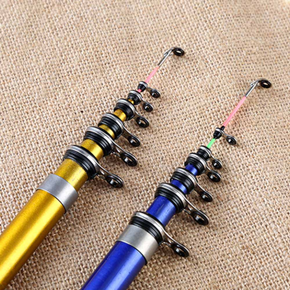 1.8-3m Portable Mini Telescopic Fishing Rods High Strength Carbon Fibe Fishing Rod Pole for Sea River Lake Boat Fishing carbon boat fishing hollow rods ceway sea park interline rod power telescopic fish pole 3 section 3 3m 3 5m free shipping page 6