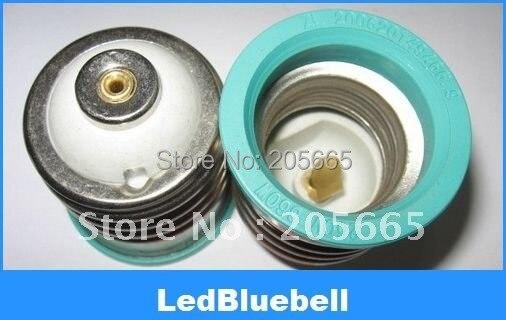 100 шт./лот) E40 для E27 адаптер переменного тока, E40 для E27 держатель лампы